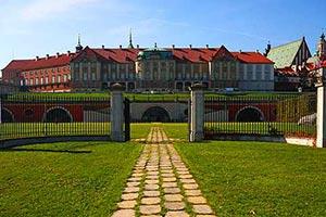 Warszawa Zabytki Warszawy Muzea łazienki Królewskie