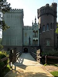 afd998f8 Krótka historia zamku w Kórniku